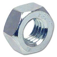 Hexagon Nut M10, 10 pcs.