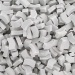 Paving Stones Type W light grey, 1:45 - 1:50