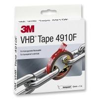 3M VHB Tape 4910F, 19 mm x 3 m