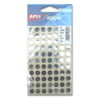 agipa Marking Points, Ø 8,5 mm, silver