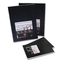 Skizzenheft Sketch Booklet schwarz A4 hoch