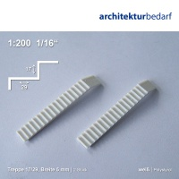 Treppe 17/29 Breite 5 mm