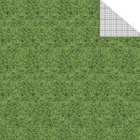 Model Making Cardboard Lawn