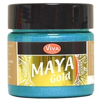 Maya Gold Serie, Ice Blue