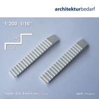 Treppe 14/35 Breite 6 mm