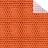Model Making Cardboard Plane Tiles