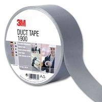 3M Scotch Economy Fabric Tape, silver