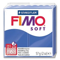 Fimo Soft briliant blue