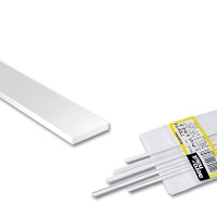 ASA Square Strips 1,0 x 1,0 mm