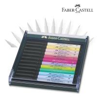 Pitt Artist Pen 12er Set Pastell