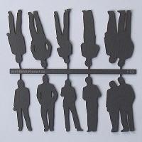 Figures 1:33, dark grey
