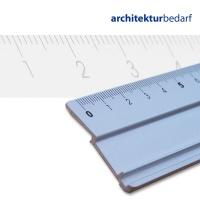 Zeichen- und Schneidlineal 30 cm