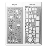Template for Electrical Engineering, Pack of 3