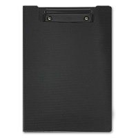 Writing Plate A5 with Cover, black