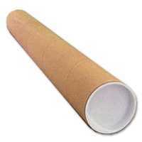 Mailing Tube, Cardboard, 750 mm Length
