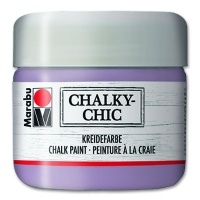 Marabu Chalky-Chic 225 ml, antikviolett