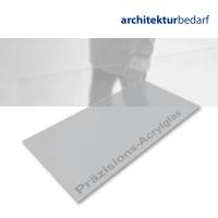 Präzisions-Acrylglas transparent warmgrau