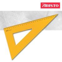 Zeichendreieck Aristo Contrast - 60° 35 cm