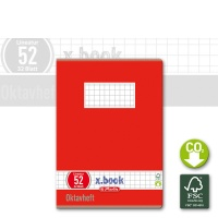 Herlitz Octave Book A6 kariert
