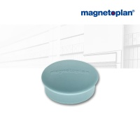 magnetoplan Discofix Rundmagnete mini blau
