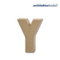 Buchstabe Papier-Mâché - Y