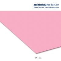 Fotokarton 50 x 70 cm, 26 rosa