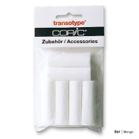 Copic Ink Absorber, 6 pcs.