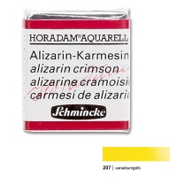 Horadam Watercolor 1/2 Pan vanadium yellow
