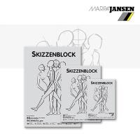Skizzenblock grau 24 x 34 cm