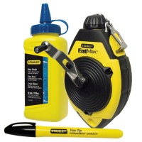 Chalk Line Marker Set, Length 30 m