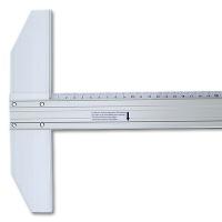 Alu-Zeichenschiene 100 cm