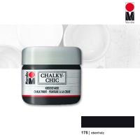 Marabu Chalky-Chic 225 ml, ebenholz