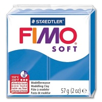 Fimo Soft 37 pacific blue