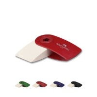 Eraser sleeve mini, assorted colors
