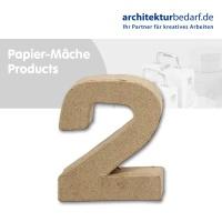 Buchstabe Papier-Mâché - 2