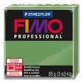 Fimo Professional 57 blattgrün