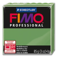 Fimo Professional 57 leaf green