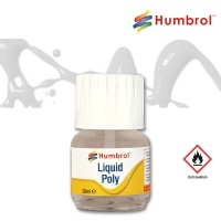 Humbrol Liquid Poly 28ml
