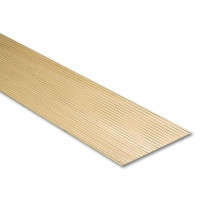 Board with Grooves, Obeche, 3 mm Groove Distance
