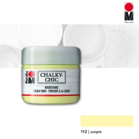 Marabu Chalky-Chic 225 ml, zartgelb