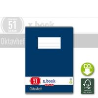 Herlitz Octave Book A6 liniert