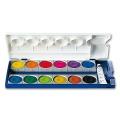 Watercolour Paint Box, 12 Colors