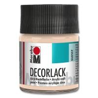 Decorlack Acryl glossy - Nr. 029 hautfarbe