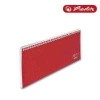 Tischkalender Colour 2017, rot