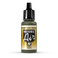 Model Air 71.017 Russian Green 4BO