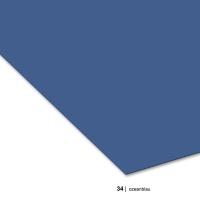 Tonzeichenpapier DIN A3, 34 ozeanblau
