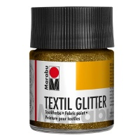 Textile Glitter 584 gold