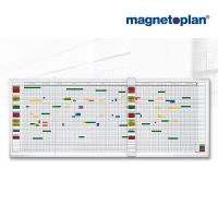 magnetoplan Aktivitäten-/ Urlaubsplaner 30, 5-Tage-Woche