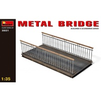 Metal Bridge, Scale 1:35