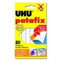UHU Patafix, Glue Pads 10 x 12 mm